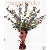 Happy Birthday Centrepiece - Balloon Weight Pc011016