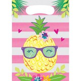Pineapple 'n' Friends - Loot Bags 8pk - 332429