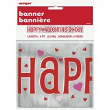 Happy Valentine's Day Banner - 91092