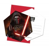 Star Wars 7, The Force Awakens - Invitations-72198
