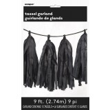 Tassel Garland - Black