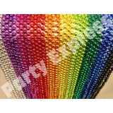 12 Bead Necklaces - Choice Of Many Colours!