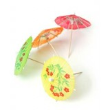 Pk/20 Cocktail Umbrellas