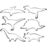 Dino Blast - set of 6 Cookie Cutters