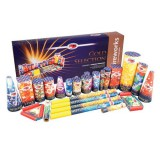FIREWORKS-GOLD SELECTION BOX