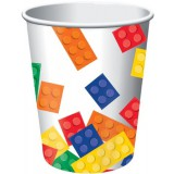 Block Party - LEGO inspired party cups