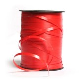 Balloon Curling Ribbon-500m red
