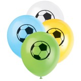 Football Design Latex Helium Quality Balloons - 27315