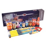 FIREWORKS-SILVER SELECTION BOX